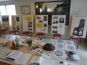 Exhibition at the Sportsman Bar