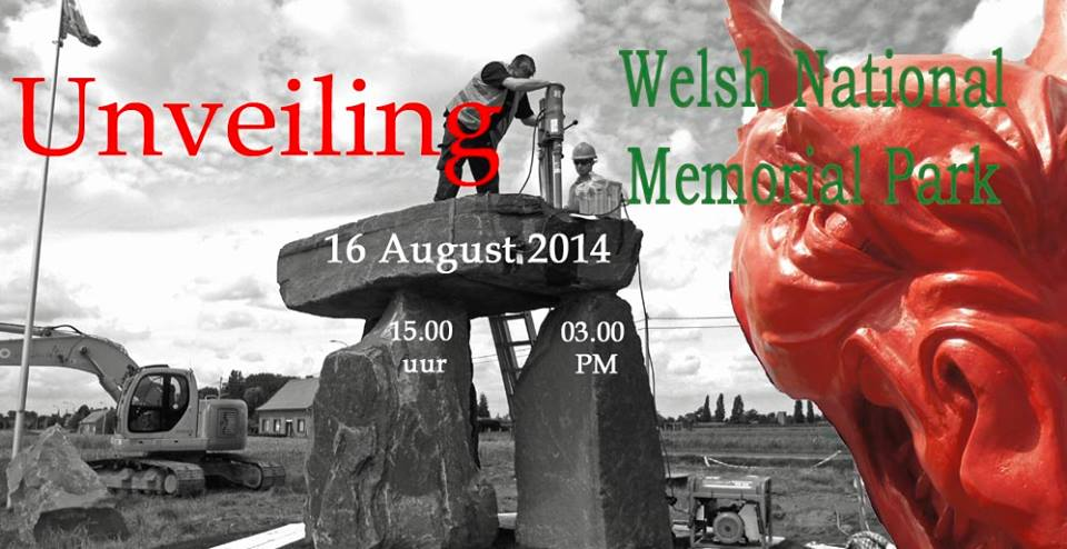 © Welsh Memorial in Flanders campaign