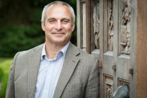 Richard Bellamy, Head of the Heritage Lottery Fund Wales (HLF)' / 'Richard Bellamy, Pennaeth Cronfa Dreftadaeth y Loteri yng Nghymru (CDL) © Patrick Olner