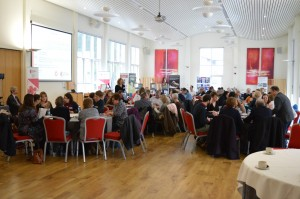 Partnership day 2016 group discussion image