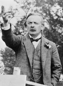 David Lloyd George  © IWM (Q 70208)
