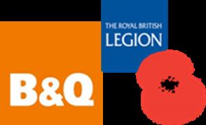 RBL and B&Q logo