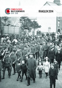20509 Wales Remembers Delivery Plan_Front cover_WELSH