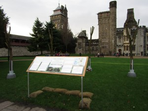 © Firing Line Cardiff Castle Museum of the Welsh Soldier