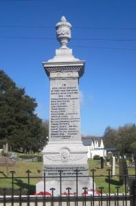 Llancarfan War Memorial (c) J. Scott-Quelch